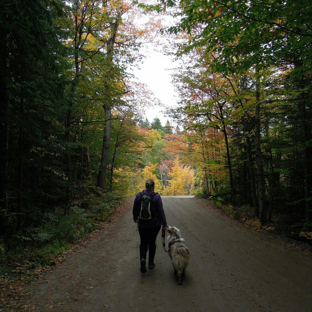 ristin Otulakowski Osteopath Hiking
